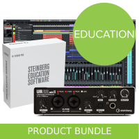 Steinberg Cubase Pro 10 + UR22 MKII Interface - Education Bundle