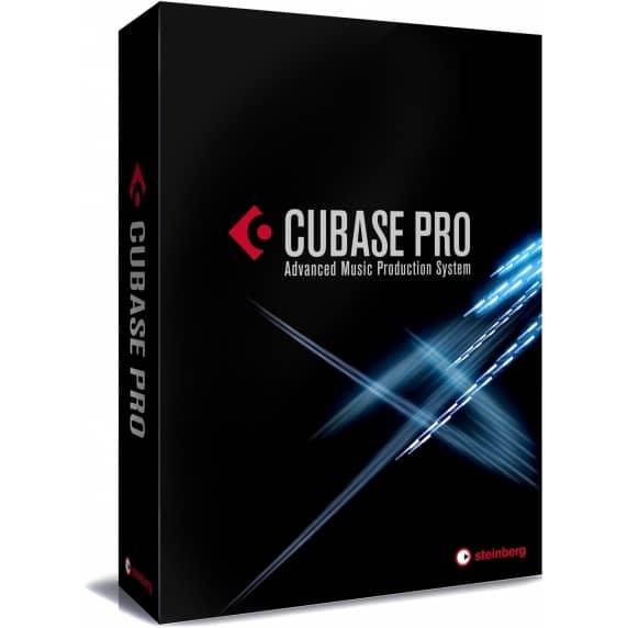 Cubase Pro 8.5 & Free Upgrade to Pro 9.5