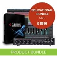 Cubase Pro 9 + UR44 Interface - Education Bundle