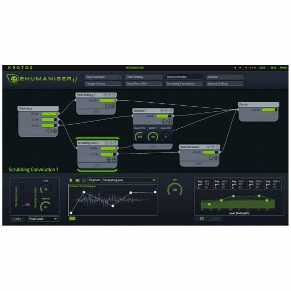 Dehumaniser 2 Vocal Processor (Serial Download)