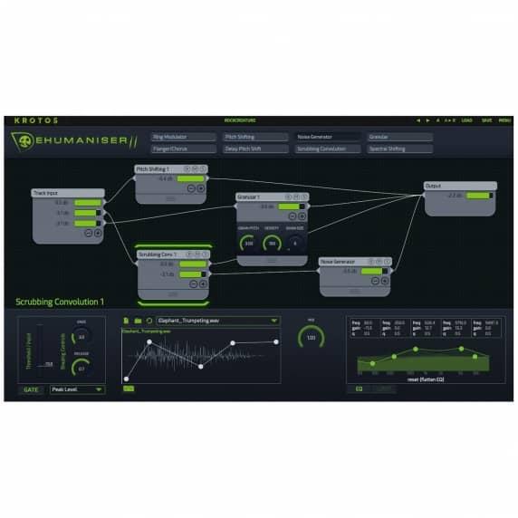 Dehumaniser 2 Vocal Processor (Serial Download)