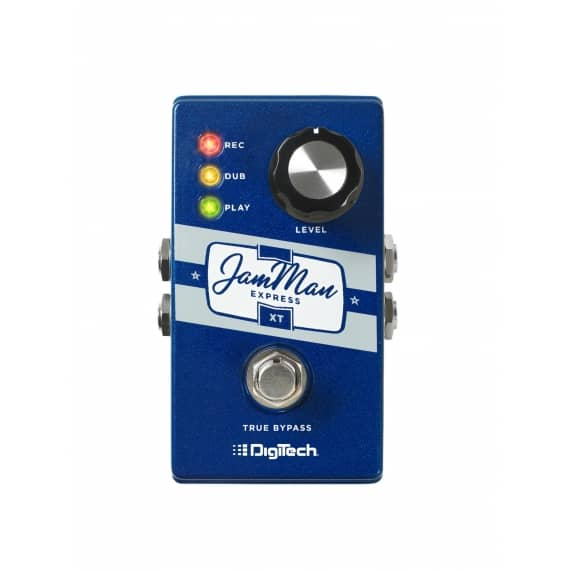 Digitech JamMan Express XT Looper Effects Pedal