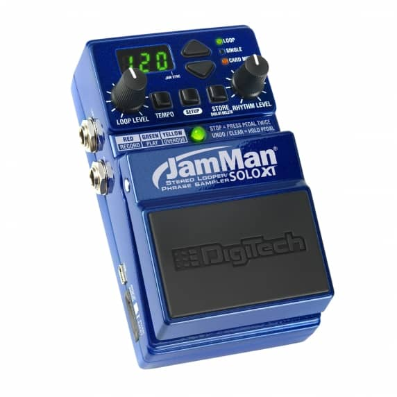 Digitech JamMan Solo XT Stereo Looper Pedal