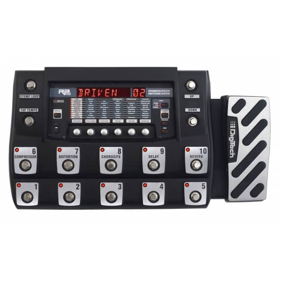 DigiTech RP1000 Mulit-Effects Guitar Pedal - B STOCK
