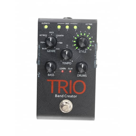 DigiTech Trio - Band Creator Pedal - B STOCK