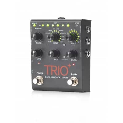 digitech trio plus band creator and looper pedal digitech from inta audio uk. Black Bedroom Furniture Sets. Home Design Ideas