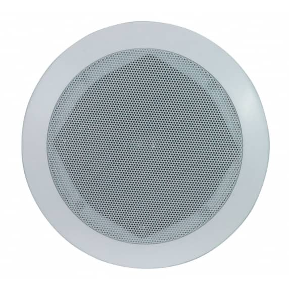 "E-Audio 5.25"" White Ceiling Speaker 80W B409A"