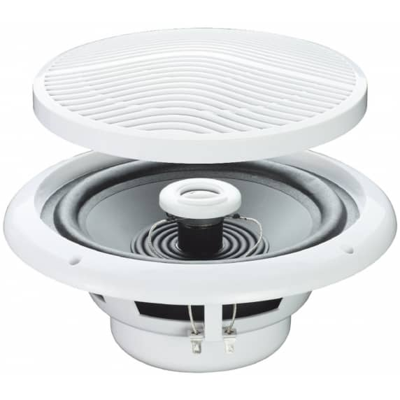 "E-Audio 5"" 80W Moisture-Resistant Ceiling Speakers (Pair)"