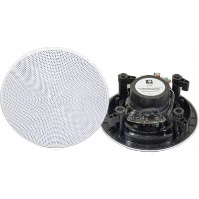 E-Audio Bluetooth Bathroom Speaker System - 2x 5.25 ...