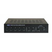 Eagle P648WL 5 Channel - 100V / 240W Mixer Amplifier - B Stock