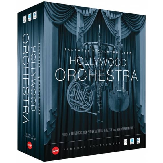Eastwest Hollywood Orchestra SILVER (Serial Download)