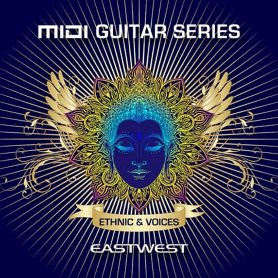Eastwest MIDI Guitar Series Vol 2 - Ethnic and Voices (Serial Download)