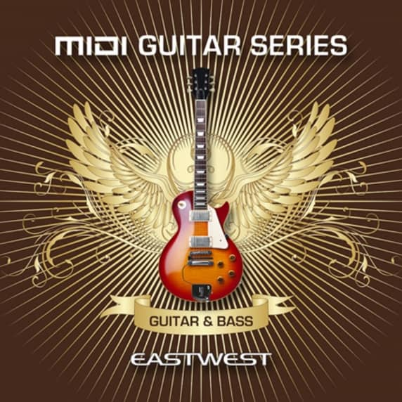 Eastwest MIDI Guitar Series Vol 4 - Guitar and Bass (Serial Download)