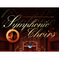 EastWest Quantum Symphonic Choirs PLATINUM (Serial Download)