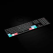 Editors Keys | Logic Pro X Backlit Shortcut Keyboard (MAC)