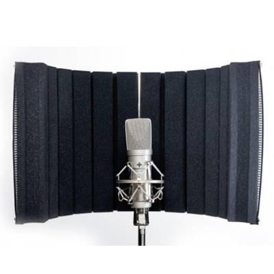 editors keys portable vocal booth reflection filter editors keys from inta audio uk. Black Bedroom Furniture Sets. Home Design Ideas