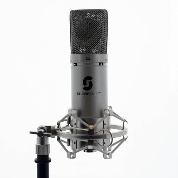 Editors Keys SL300 XLR Condenser Microphone
