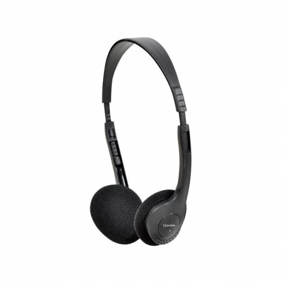 Education Headphones - 3.5mm Mini Jack - Pack of 20