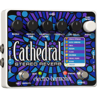 Electro-Harmonix Cathedral – Stereo Reverb Pedal
