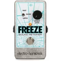 Electro-Harmonix Freeze Sound Retainer Guitar Pedal
