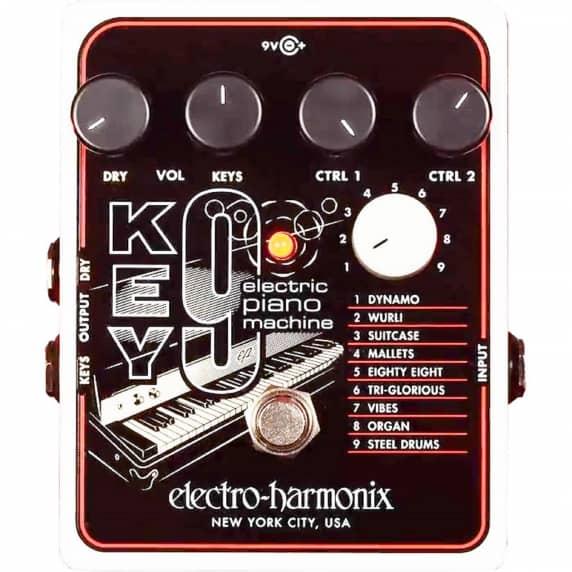 Electro-Harmonix Key9 Guitar Pedal