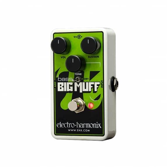 Electro-Harmonix Nano Bass Big Muff