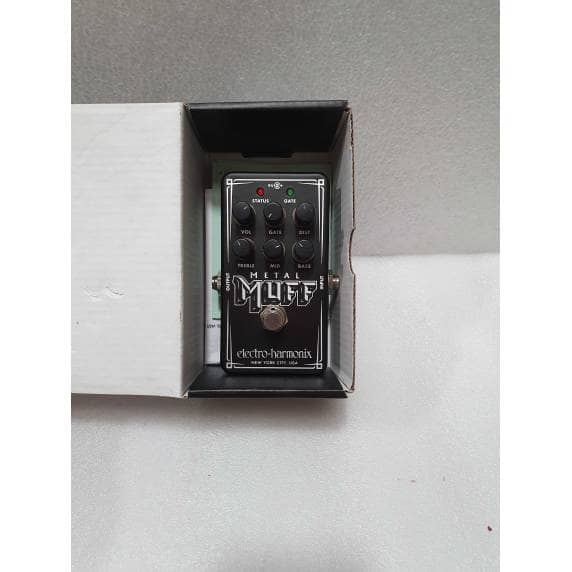 Electro-Harmonix Nano Metal Muff - Distortion with Noise Gate - B stock