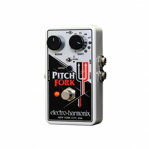 Electro-Harmonix Pitch Fork – Polyphonic Pitch Shifter