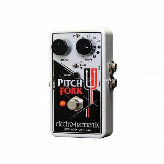 Electro-Harmonix Pitch Fork – Polyphonic Pitch Shifter