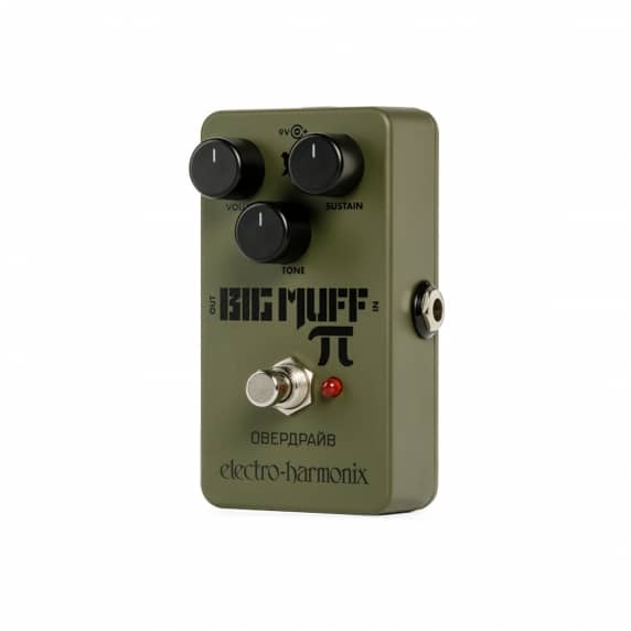 Electro-Harmonix Russian Big Muff Pi - Re-Issued (2018 Model) B STOCK
