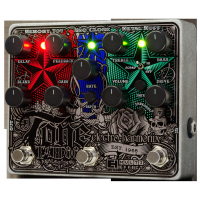 Electro-Harmonix Tone Tattoo Drive Analog Multi-Effects Pedal