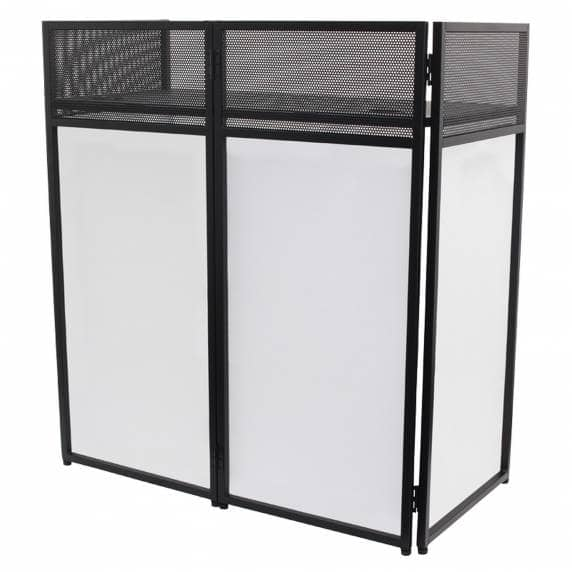 Equinox Combi Booth Foldable DJ Booth System