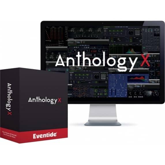 Eventide Anthology X Plug-in Bundle (Serial Download)