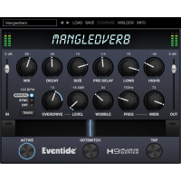 Eventide MangledVerb Reverb (Serial Download)