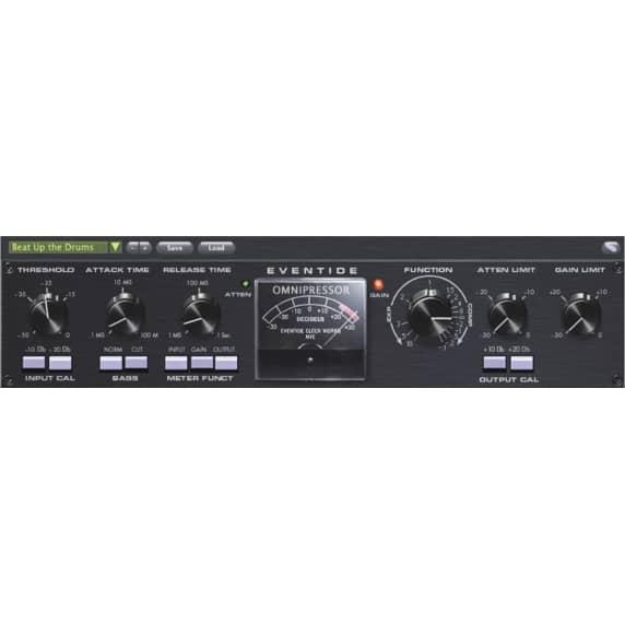 Eventide Omnipressor Compressor/Limiter (Serial Download)