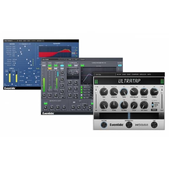 Eventide Ultra Essentials Bundle (Serial Download)