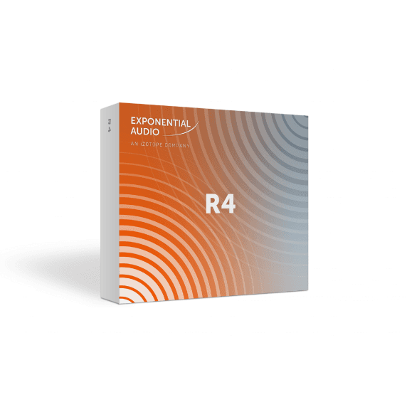 Exponential Audio: R4 (Serial Download)