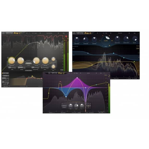 FabFilter Essential Bundle (Serial Download)