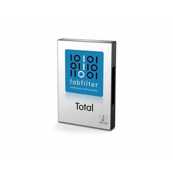 FabFilter Total Bundle (Serial Download)