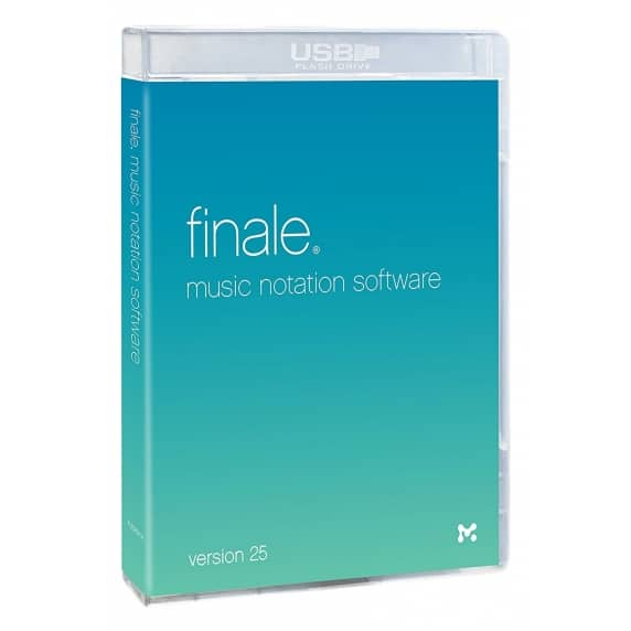 Finale 25 Notation Software