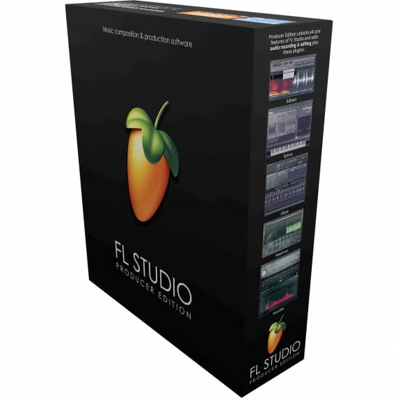 FL Studio 12 Producer Edition Music Production Software