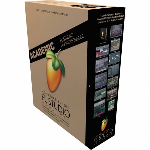 FL Studio 12 Signature Bundle Educational Edition