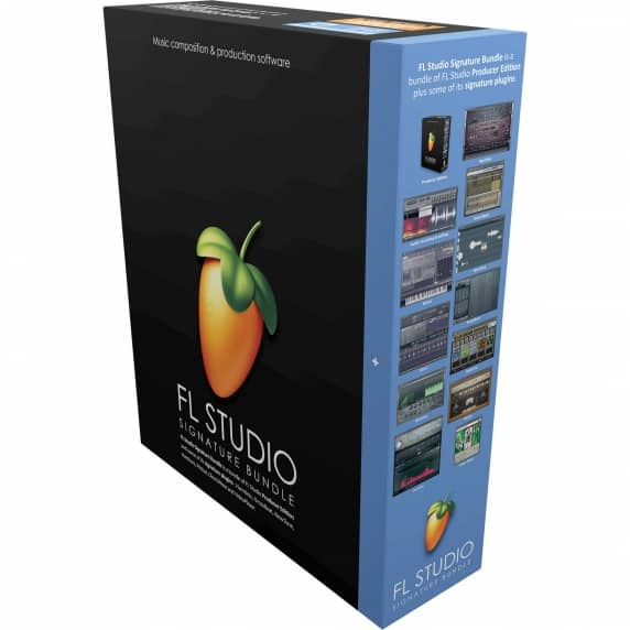 FL Studio 12 Signature Bundle