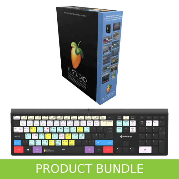 FL Studio 20 Signature Edition & Editors Keys FL Studio Keyboard (PC)