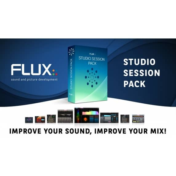 Flux Studio Session Pack (Serial Download)