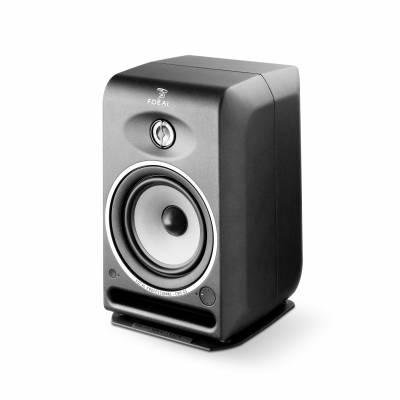 focal cms 65 powered monitor speaker single. Black Bedroom Furniture Sets. Home Design Ideas