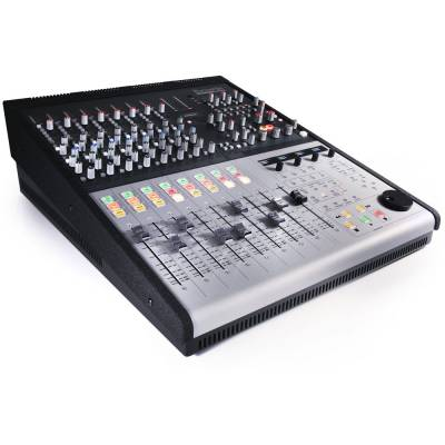 focusrite control 2802 dual layer mixer daw controller. Black Bedroom Furniture Sets. Home Design Ideas
