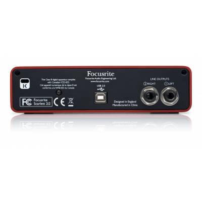 focusrite scarlett 2i2 usb audio interface focusrite from inta audio uk. Black Bedroom Furniture Sets. Home Design Ideas