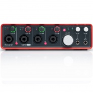 Focusrite Scarlett 18i8 USB 2.0 Audio Interface