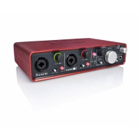 Focusrite Scarlett 2i4 (2nd gen) USB Audio Interface (B STOCK)